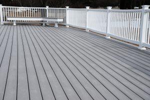 composite deck builder lexington kentucky decking decks vinyl pvc manufactured decking contractor professional quality excellent best