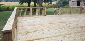 custom deck builder decking decks lexington kentucky contractor company professional quality