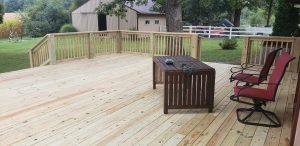 quality residential decking lexington kentucky deck builder